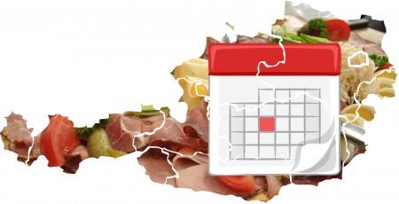 Kulinarische Veranstaltungen in Österreich